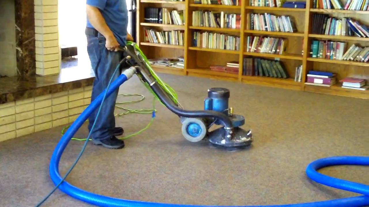 Hydramaster Rx 20 Carpet Cleaning Machine In Action Youtube