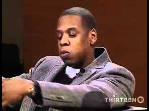 Interview with Jay-Z   on Charlie Rose (official video)