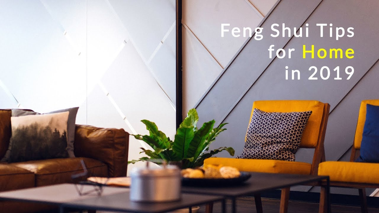 9 Home Feng Shui Tips For 2019 Youtube
