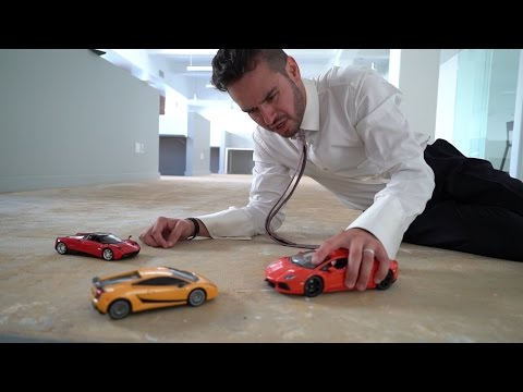 A day with the CEO of Lamborghini!