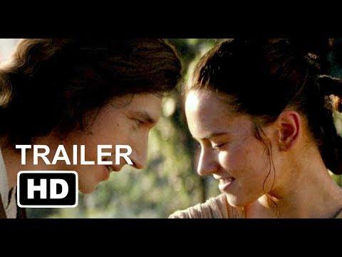 Star Wars: The Last Jedi as a Romantic Comedy - Dark Side Trailer