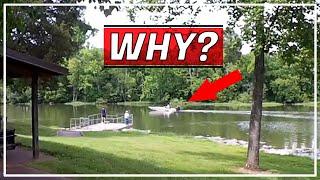 Why do Bass Boats Fish at Pressured Parks? Beginner Bass Fishing Tips