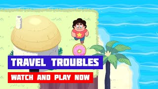 Steven Universe: Travel Troubles · Game · Gameplay