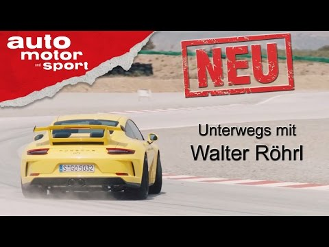 Porsche 911 GT3 - Neuvorstellung/ Test/ Review | auto motor und sport