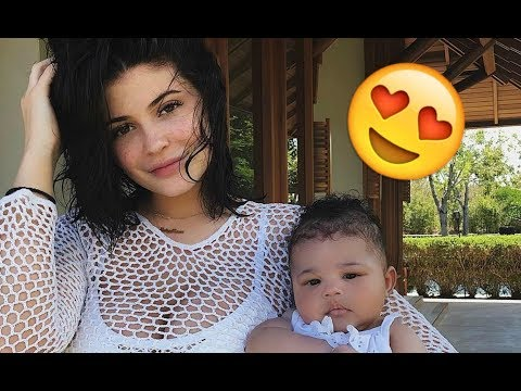 Kylie Jenner & Baby Stormi and Travis Scott's 😍😍😍 - CUTE AND FUNNY MOMENTS 2018