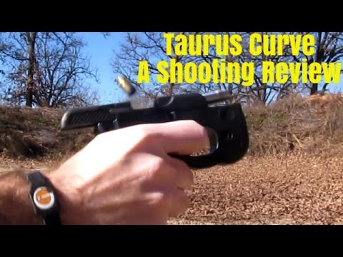 Taurus Curve Range and Bench Review - Watch in HD - YouTube