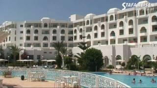 STAFA REISEN Hotelvideo: El Mouradi Hammamet, Tunesien