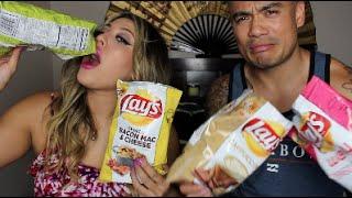 Lays 2014 Chip Challenge!