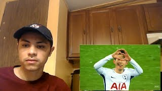 Heung-min Son 2018 - Sonsational - Crazy Skills & Goals | HD REACTION