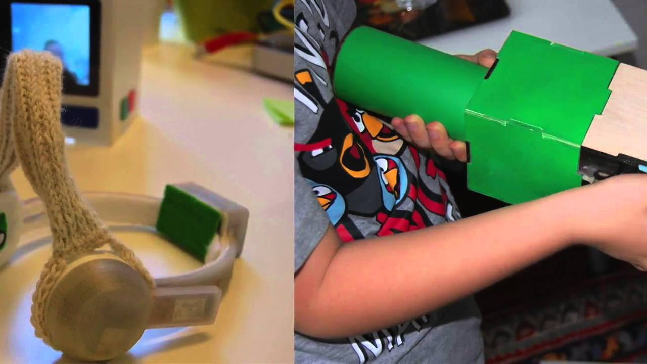Designing Smart Objects with Autistic Children