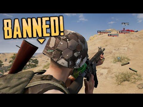 PUBG Hacker Banned LIVE On Stream (Playerunknown's Battlegrounds)