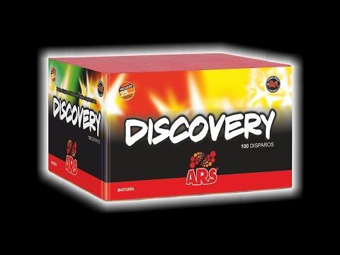 ARS PIROTECNIA SL Discovery