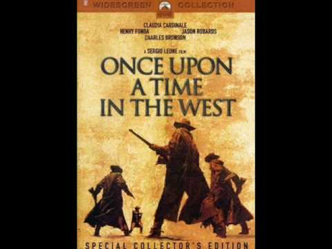Once Upon A Time In The West Soundtrack Youtube
