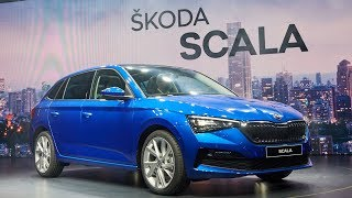 2019 Skoda Scala Trailer - Los Angeles Motor Show Review