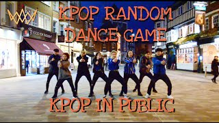 [KPOP IN PUBLIC] KPOP DANCE GAME 13 [UJJN] UJJN FAMILY
