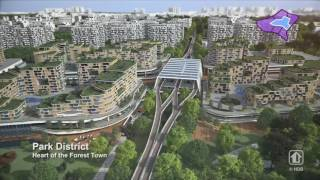 inz residences   tengah the forest town