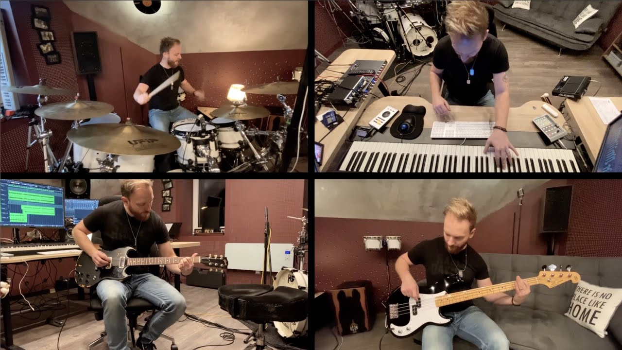 Multi instrumentální cover MUSE