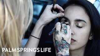 Hair + Makeup Master Chelsea Dorris | PALM SPRINGS LIFE