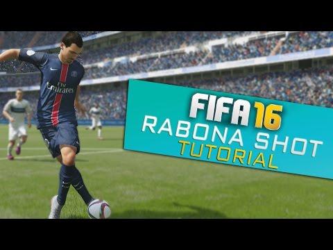 FIFA 16 RABONA SHOT TUTORIAL HOW TO SCORE RABONA SHOT GOALS ON H2H & FUT