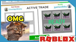 One Trade Broke the Game For Me!! - Roblox Magnet Simulator