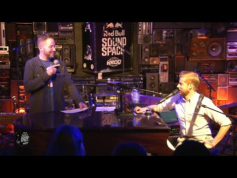Andrew McMahon In the Wilderness Interview  - Red Bull Sound Space at KROQ