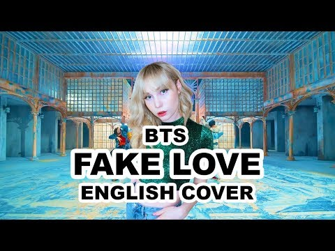BTS (방탄소년단) - FAKE LOVE (English Cover)