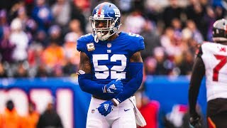 Sights and Sounds: Giants win a thriller over the Bucs