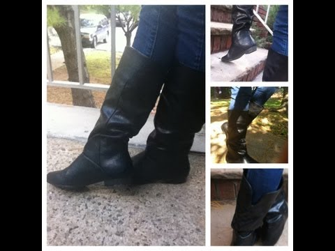 My boot collection!