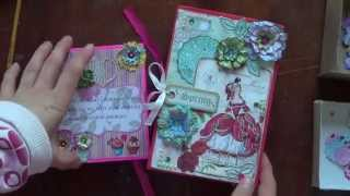 Бумажные цветы .Цветы из бумаги. Paper Flowers.(В видео я показываю как делаю цветы из бумаги для украшения своих работ (досмотрите до конца там есть приме..., 2015-01-17T14:30:31.000Z)