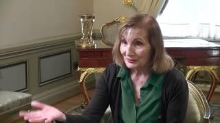 Зелёная гостиная: интервью со С. Д. Адырхаевой