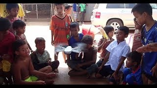 Cambodia Trip 2018 (32/35)..OuDong Donation Day 1