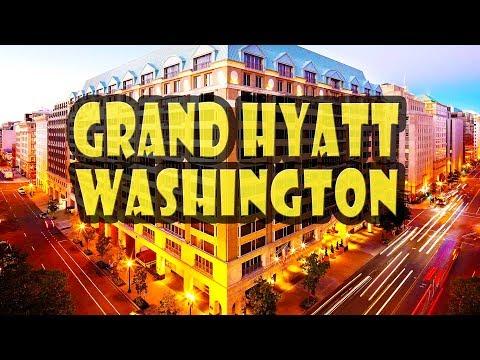 Grand Hyatt Washington DC Hotel DETAILED Review