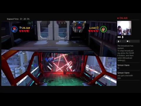 CaptainJ-24's Live PS4 Broadcast