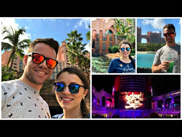 Babymoon Vlog Six! Bahamas, Atlantis, and Pirate Night!