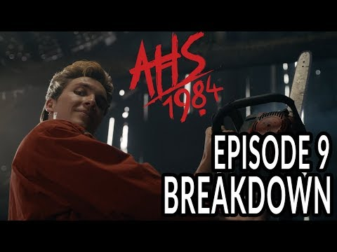 AHS: 1984 Ending Explained And Episode 9 Breakdown!