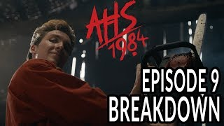 AHS 1984 Ending Explained and Episode 9 Breakdown quotFinal Girlquot