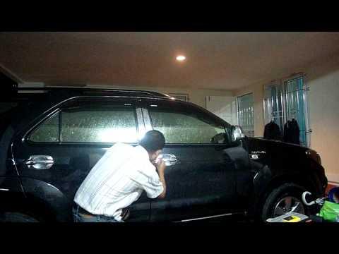 ช่างกุญแจ BIGKEYเปิดรถTOYOTAรถฟอร์จูนเนอร์