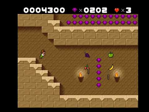 Amiga Format Blitz Basic Competition: Crystal Kingdoms (Unreleased)