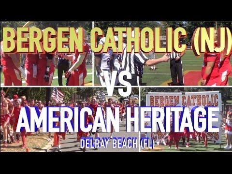 Bergen Catholic (NJ) V American Heritage (Delray, FL) UTR Highlight Mix 2015