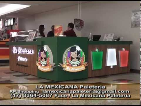 La Mexicana Paleteria Youtube