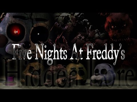 Five Nights at Freddy's :: Hidden Lore [COMPLETE]   CreepyPasta Storytime