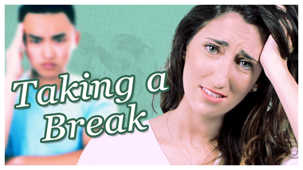 What does taking a break from dating mean