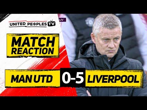 SACK SOLSKJAER: OLE OUT | Man United 0-5 Liverpool | Match Reaction
