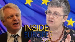 David Davis being taken to Court over Brexit - Molly Scott Cato MEP