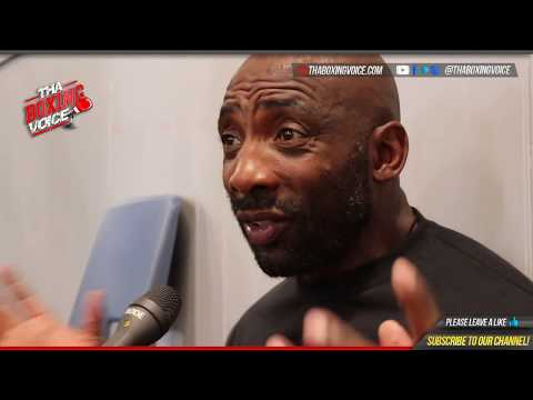 Johnny Nelson on WILDER VS. FURY but Anthony Joshua STILL REMAINS THE A SIDE!