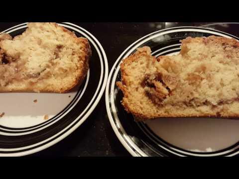 Tasty Tuesday : {Amish Cinnamon Bread}