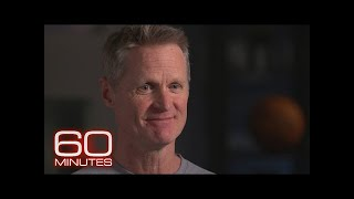 Warriors coach Steve Kerr shaped by tragedy