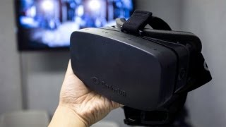 Oculus Rift 1080p HD Prototype Hands-On at E3 2013
