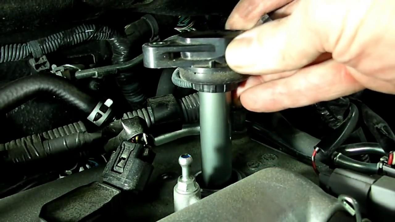 Toyota Corolla Spark Plug Removal YouTube