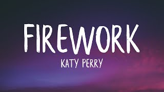 Katy Perry - Firework (Lyrics)